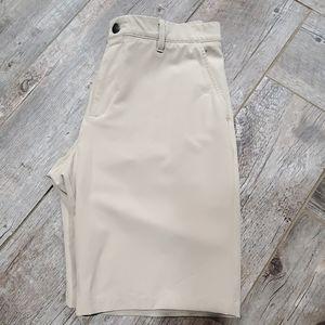 Adidas Men's Tan Golf Shorts SZ 36 (M3)